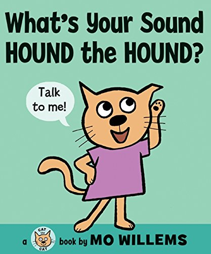 9780061728440: What's Your Sound, Hound the Hound? (Cat the Cat)