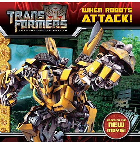 9780061729652: Transformers: Revenge of The Fallen: When Robots Attack!