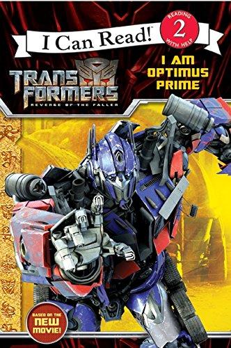 Transformers: Revenge of The Fallen: I Am Optimus Prime: Frantz, Jennifer