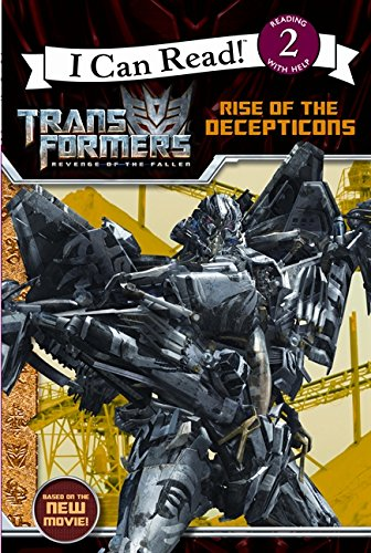 9780061729706: Transformers: Revenge of The Fallen: Rise of the Decepticons (I Can Read: Level 2)
