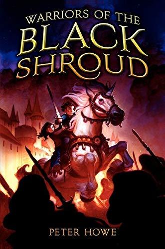 9780061729874: Warriors of the Black Shroud