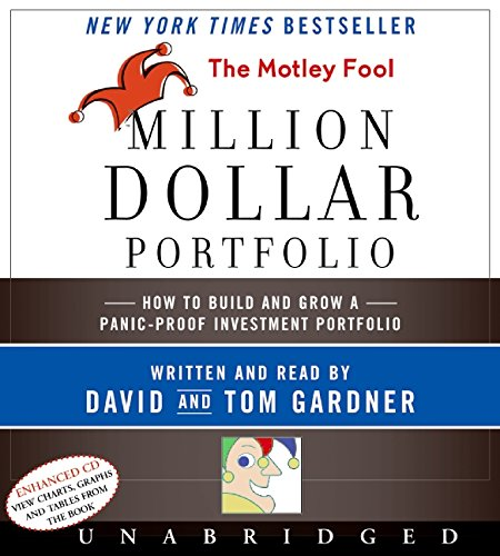 9780061729904: The Motley Fool Million Dollar Portfolio CD: The Complete Investment Strategy That Beats the Market