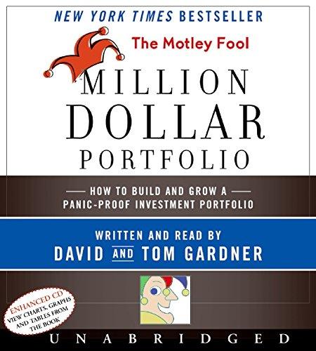 9780061729904: The Motley Fool Million Dollar Portfolio CD: How to Build and Grow a Panic-Proof Investment Portfolio
