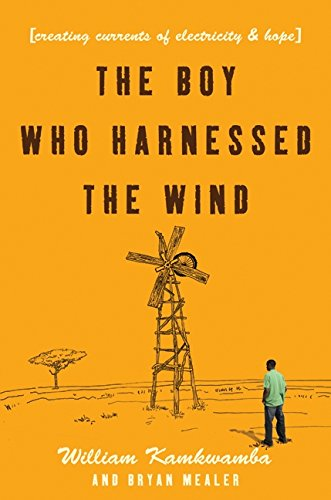 9780061730320: The Boy Who Harnessed the Wind: Creating Currents of Electricity and Hope