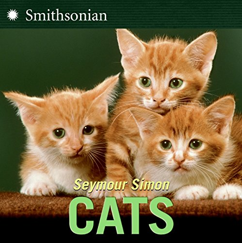 9780061730436: Cats (Smithsonian)