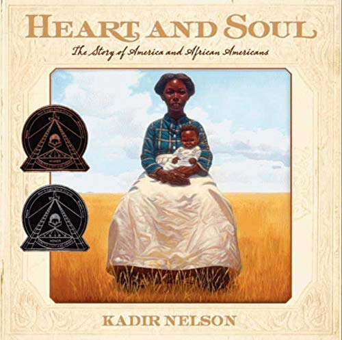 9780061730795: Heart and Soul: The Story of America and African Americans
