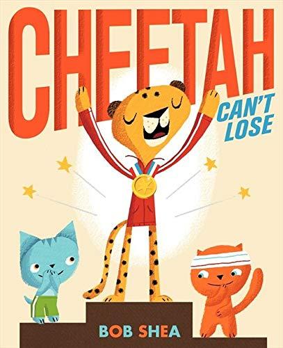 9780061730832: Cheetah Can't Lose
