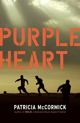 Purple Heart (9780061730917) by McCormick, Patricia