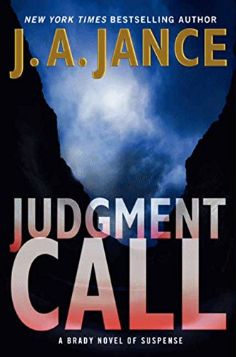 9780061731167: Judgment Call: A Brady Novel of Suspense (Joanna Brady Mysteries)