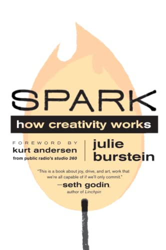9780061732393: Spark: How Creativity Works