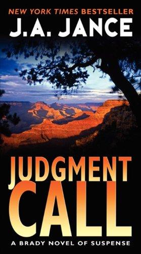 9780061732805: Judgment Call: A Brady Novel of Suspense (Joanna Brady Mysteries)