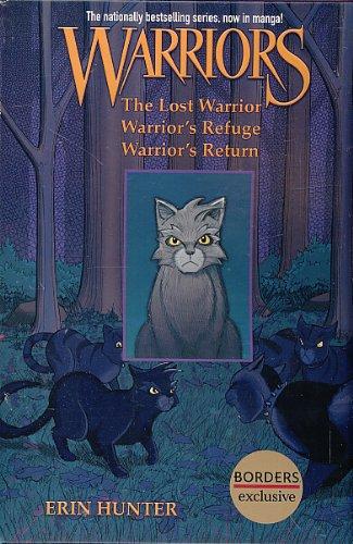9780061733130: Warriors Box Set: The Lost Warrior, Warrior's Refuge, Warrior's Return