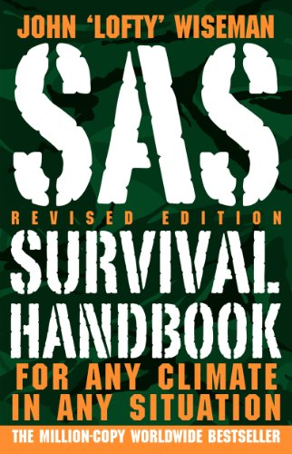 9780061733192: SAS Survival Handbook: For Any Climate, in Any Situation
