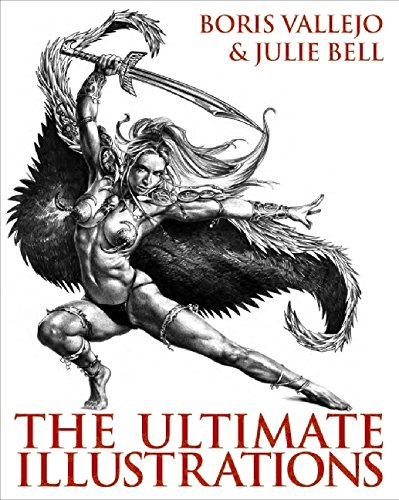 9780061733581: Boris Vallejo and Julie Bell: The Ultimate Illustrations