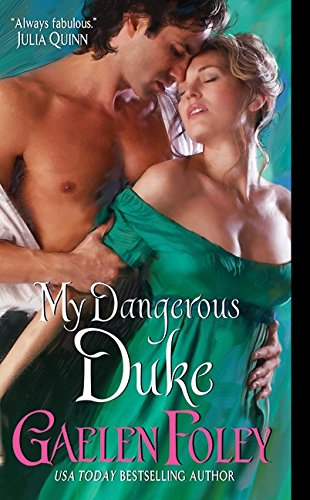 9780061733970: My Dangerous Duke