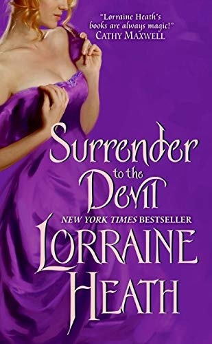 9780061733994: Surrender to the Devil (Scoundrels of St. James)