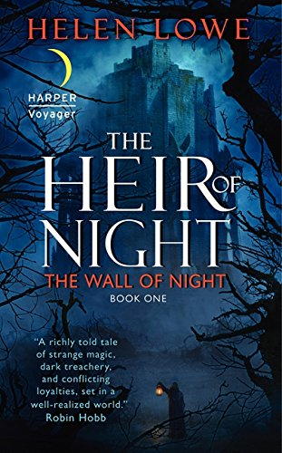 9780061734045: The Heir of Night (Wall of Night series)