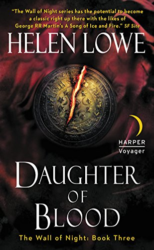 9780061734069: Daughter of Blood: The Wall of Night Book Three