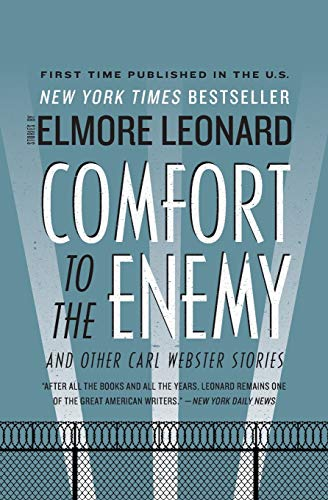 9780061735158: Comfort to the Enemy and Other Carl Webster Stories