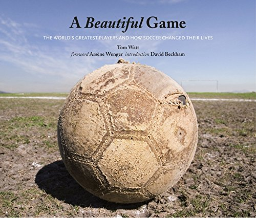 9780061735356: A Beautiful Game: The World's Greatest Players and How Soccer Changed Their Lives