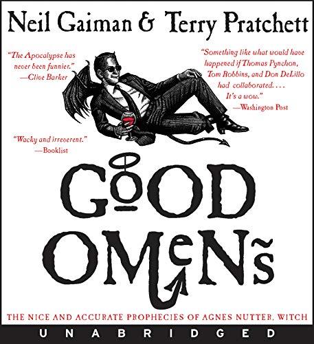 9780061735813: Good Omens CD