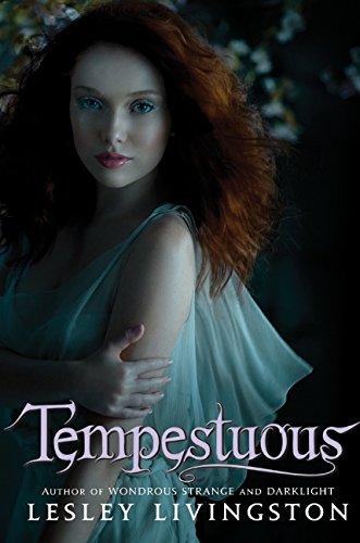 9780061740060: Tempestuous (Wondrous Strange Trilogy)