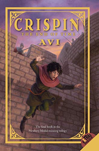Crispin: The End of Time: Avi