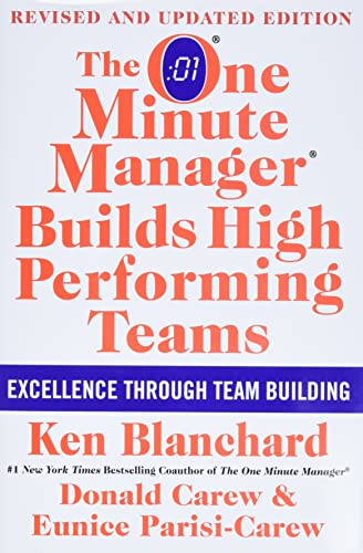 9780061741203: The One Minute Manager Builds High Performing Teams: New and Revised Edition