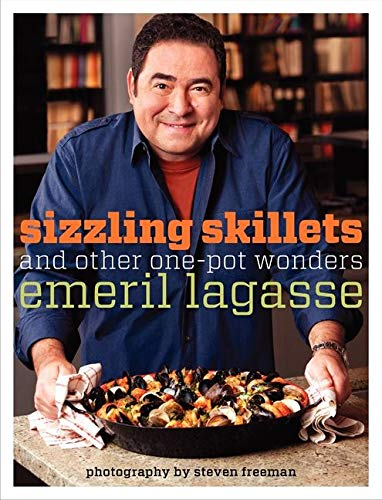 Sizzling Skillets and Other One-Pot Wonders (Emeril's) (0061742961) by Lagasse, Emeril