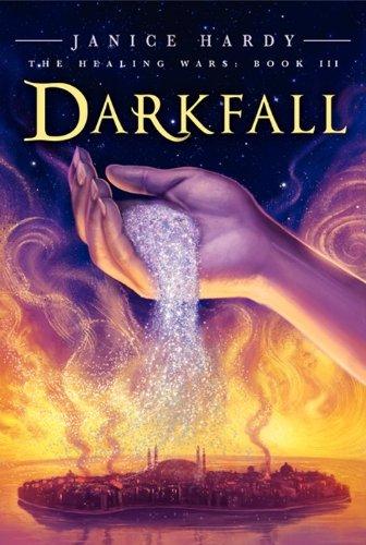 9780061747526: The Healing Wars: Book III: Darkfall