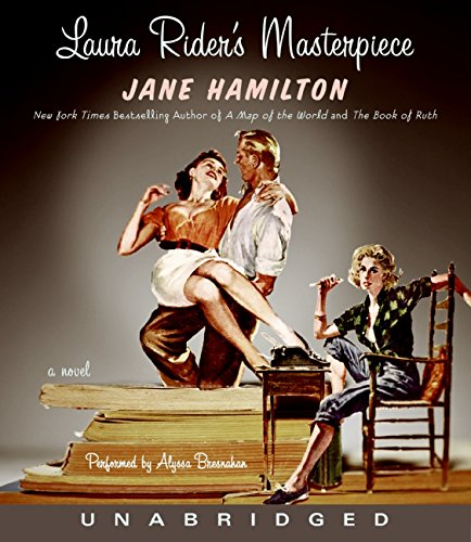 Laura Rider's Masterpiece CD (006174882X) by Jane Hamilton