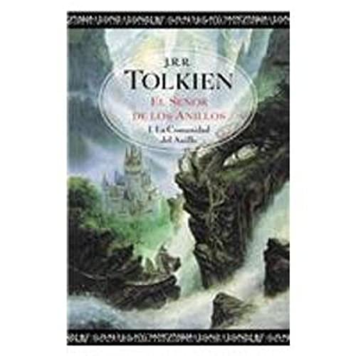 9780061756139: El senor de los anillos/ The Lord of the Rings: La comunidad del anillo/ The Fellowship of the Ring