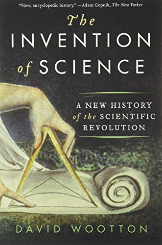 9780061759536: The Invention of Science: A New History of the Scientific Revolution