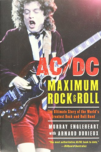 9780061761010: AC/DC Maximum Rock & Roll