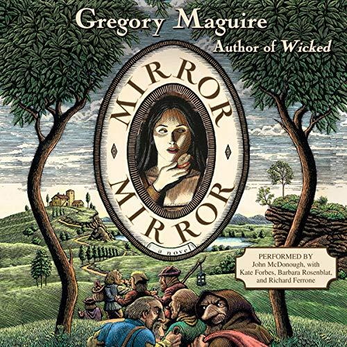 9780061761836: Mirror Mirror CD: A Novel