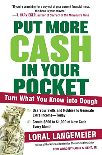 9780061763250: Put More Cash in Your Pocket: Turn What You Know into Dough