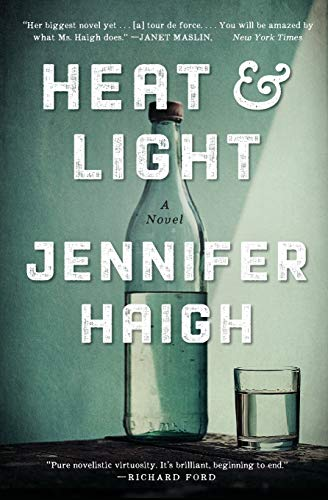 9780061763496: Heat and Light: A Novel