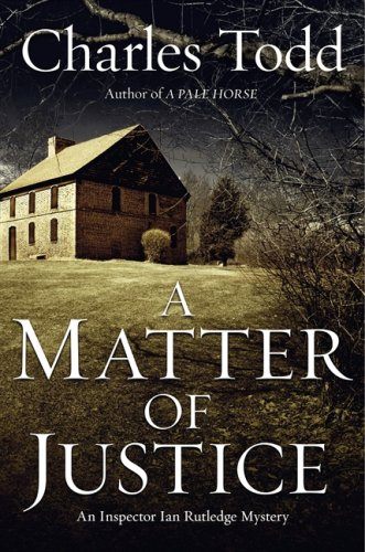 9780061764981: A Matter of Justice ( True First Edition )