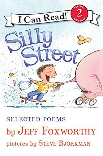 9780061765285: Silly Street: Selected Poems (I Can Read Books: Level 2)
