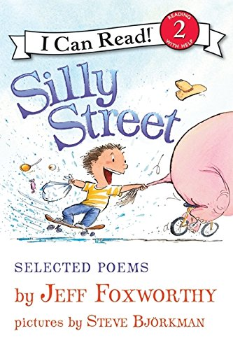 9780061765292: Silly Street: Selected Poems (I Can Read - Level 2)