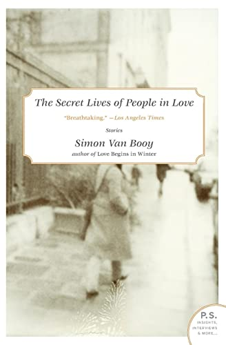9780061766121: The Secret Lives of People in Love: Stories