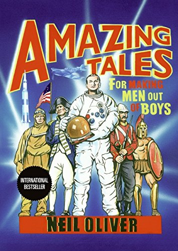 9780061766138: Amazing Tales for Making Men Out of Boys