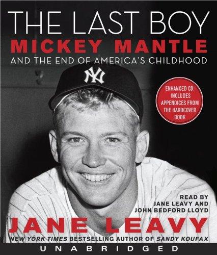 9780061767685: The Last Boy CD