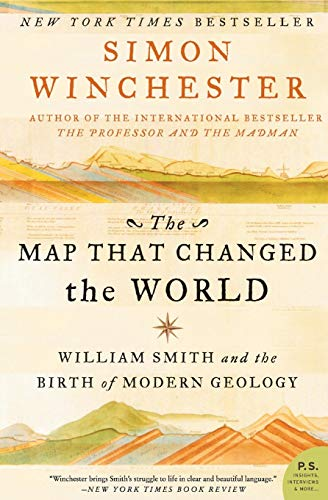 9780061767906: The Map That Changed the World: William Smith and the Birth of Modern Geology