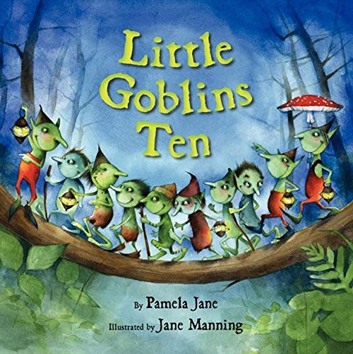 9780061767982: Little Goblins Ten
