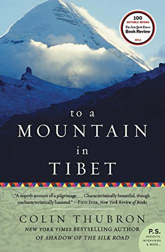 9780061768279: To A Mountain in Tibet