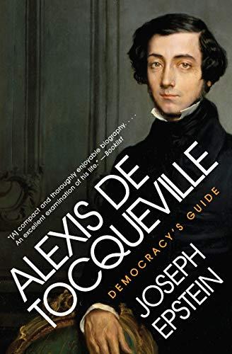9780061768880: Alexis De Tocqueville: Democracy's Guide (Eminent Lives)