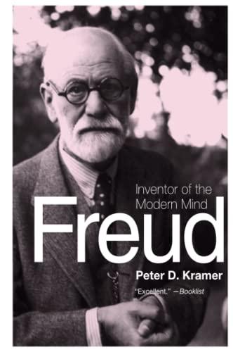 9780061768897: Freud: Inventor of the Modern Mind (Eminent Lives)