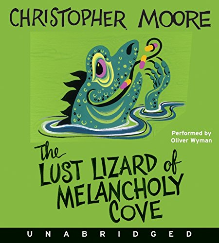 9780061770517: The Lust Lizard of Melancholy Cove CD (Pine Cove Series)