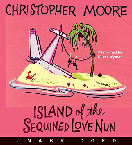 9780061770630: Island of the Sequined Love Nun Unabridged CD